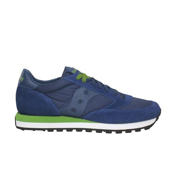 Saucony - Scarpe - Sneakers - sneakers jazz o' blu/ green