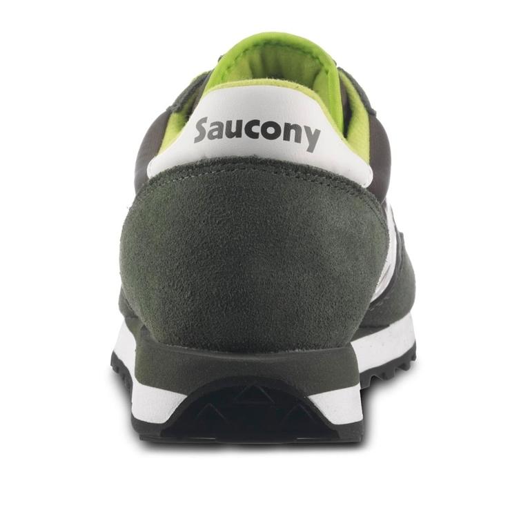 Saucony - Scarpe - Sneakers - sneakers jazz o' dark green 1