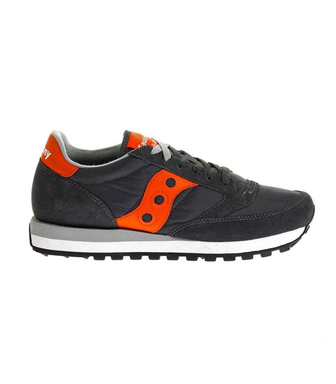 Saucony - Scarpe - Sneakers - SNEAKERS JAZZ O' CHARCOAL/ORANGE