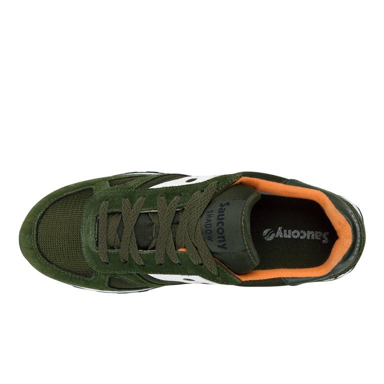 Saucony - Scarpe - Sneakers - sneakers shadow o' dark green/white 1