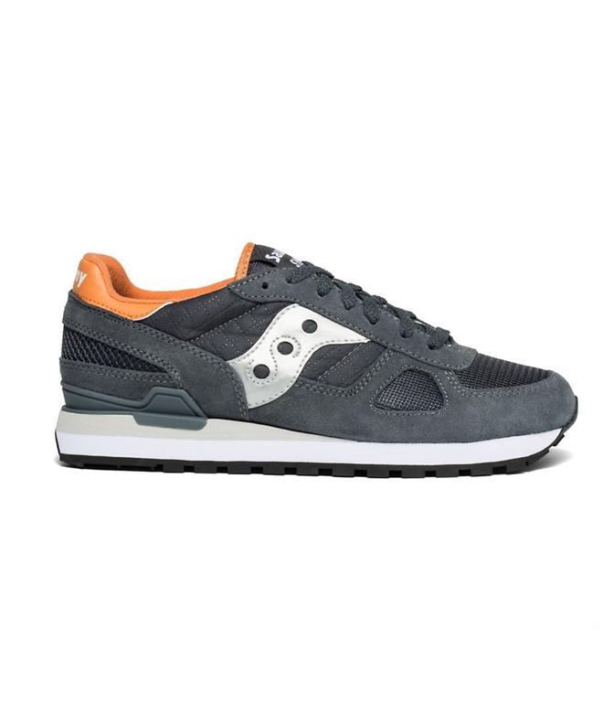 Saucony - Scarpe - Sneakers - sneakers shadow o' dark grey/burnt orange