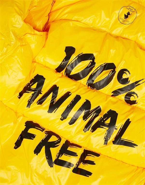 Save The Duck - Giubbotti - d3790u luma9 chrome yellow 3