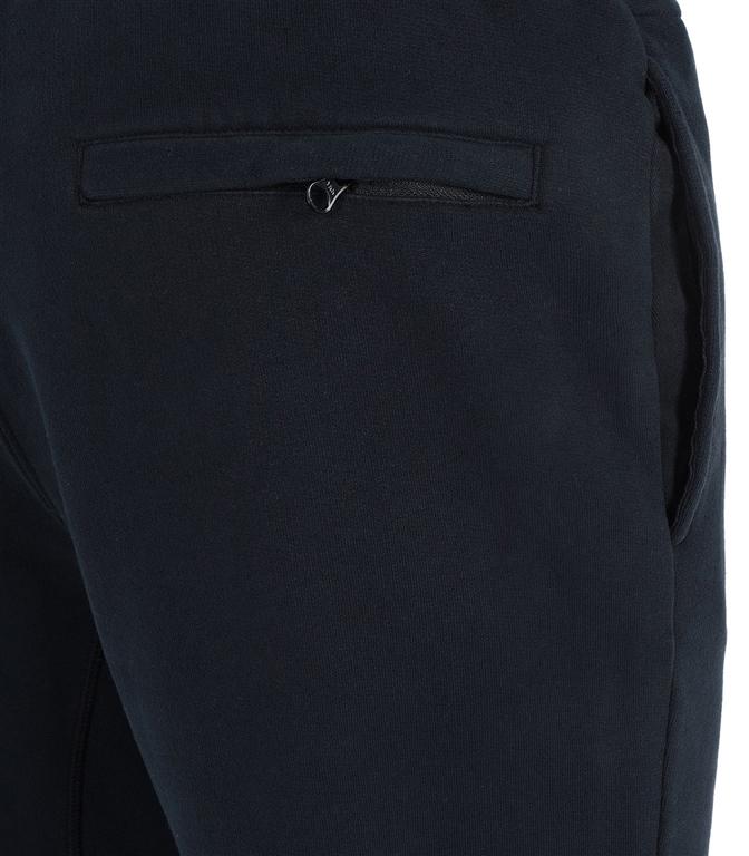 Stone Island - Pantaloni - pantalone in felpa blu 2