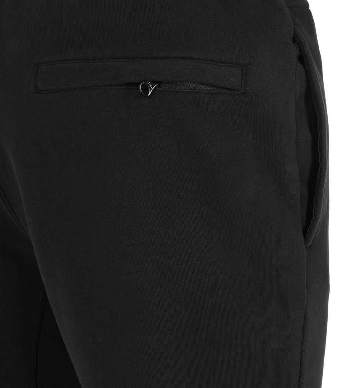 Stone Island - Pantaloni - pantalone in felpa nero 2
