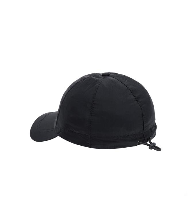 Stone Island - Cappelli - cappellino nylon metal nero 1