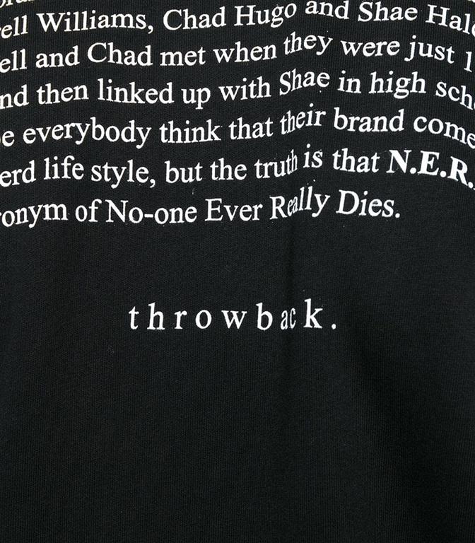 Throwback - Felpe - sweatshirt pharry 1