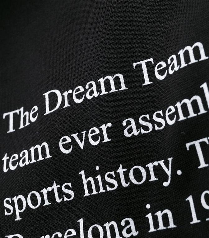 Throwback - T-Shirt - t-shirt scottie black 1