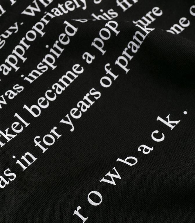 Throwback - T-Shirt - t-shirt steve black 1