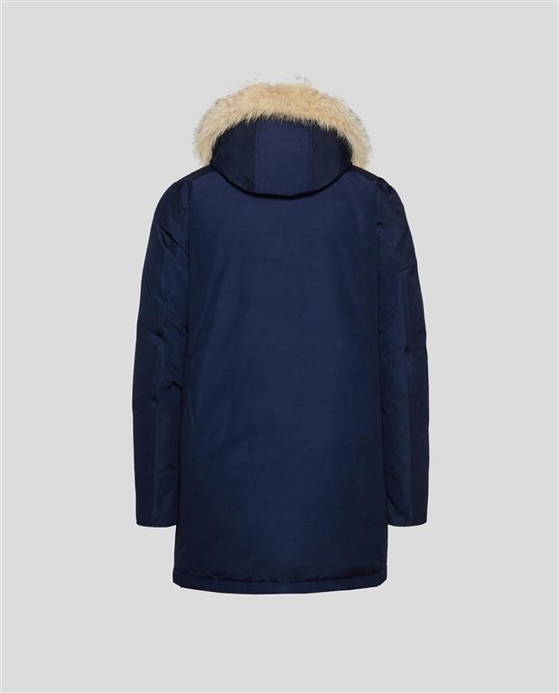 Woolrich - Giubbotti - arctic parka df melton blu 1