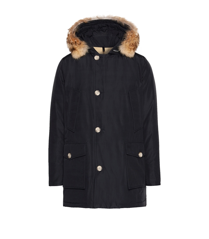 Woolrich - Giubbotti - arctic parka df new black