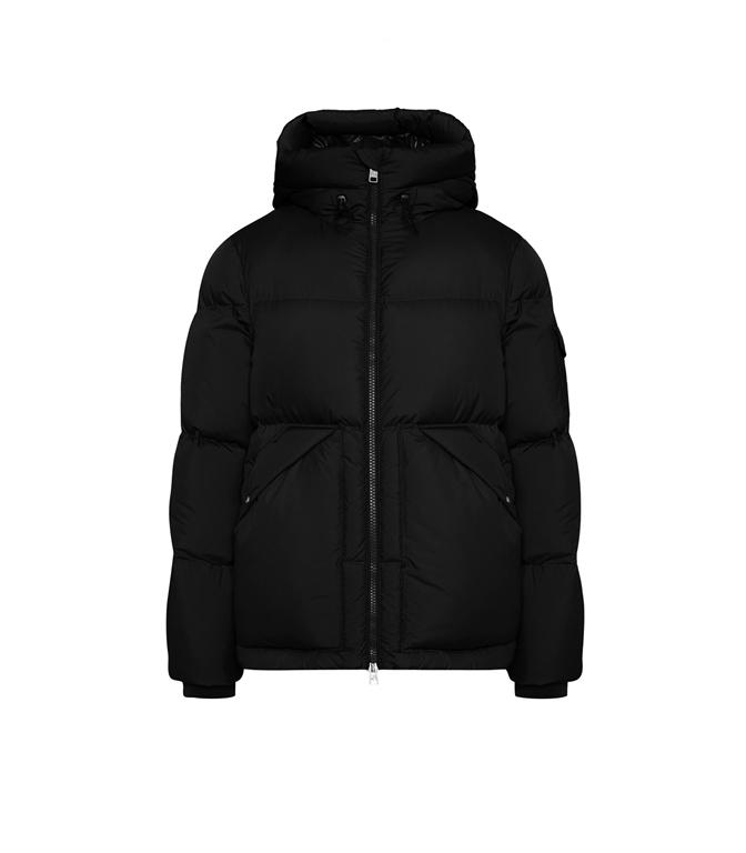 Woolrich - Giubbotti - sierra supreme jacket black