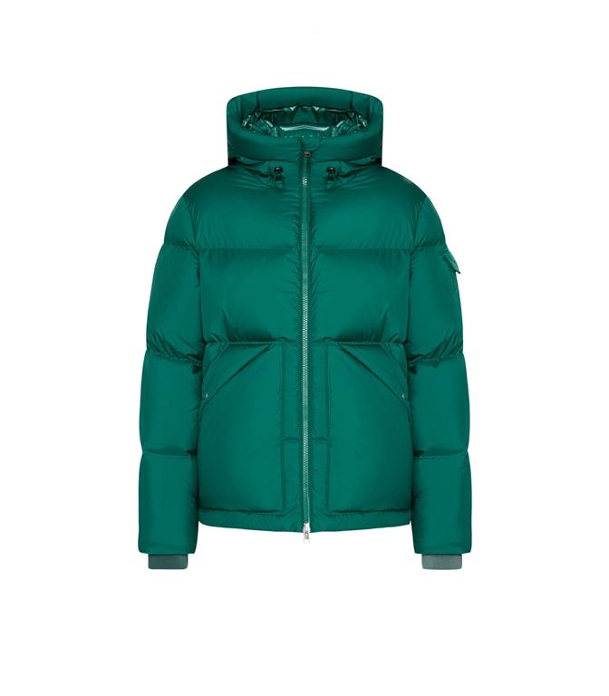 Woolrich - Giubbotti - sierra supreme jacket evergreen