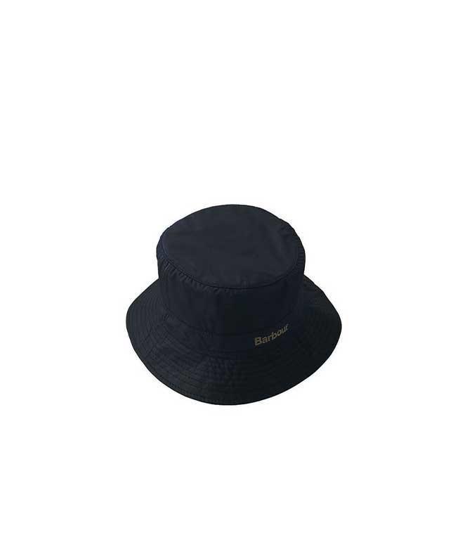 Barbour - Cappelli - CAPPELLO SPORTIVO IN CERA BLU