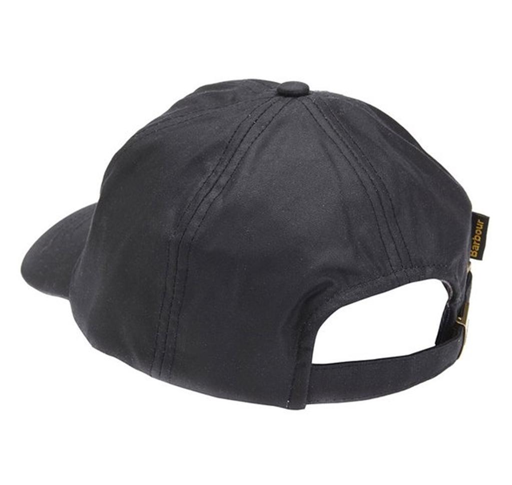 Barbour - Cappelli - cappello sportivo wax nero 2