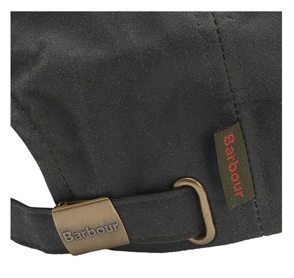 Barbour - Cappelli - cappello sportivo wax sage 1