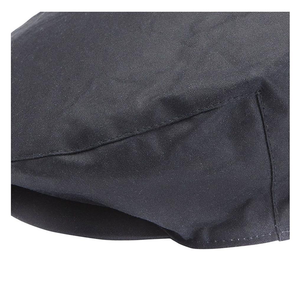 Barbour - Cappelli - cappello cheviot wax blu 1