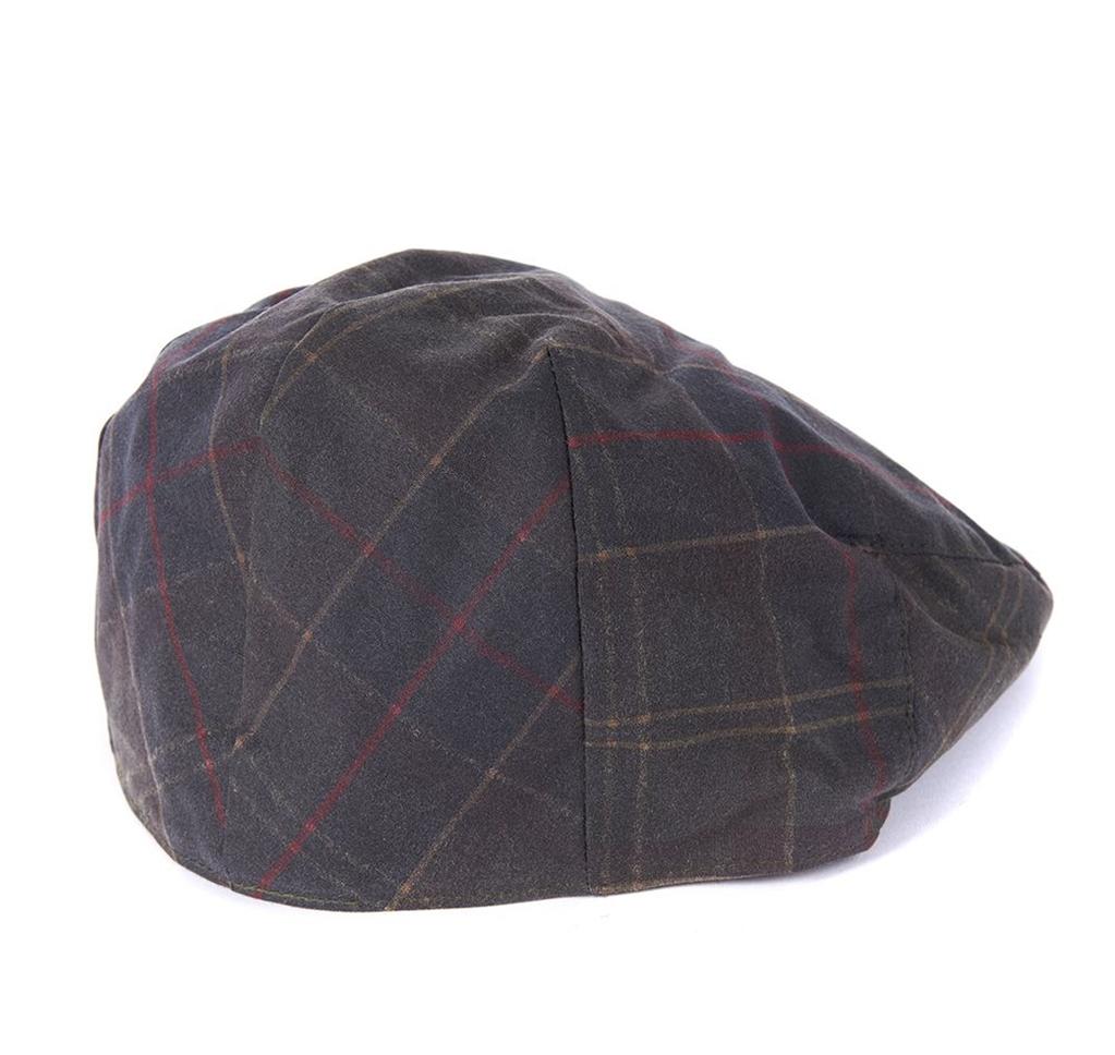 Barbour - Cappelli - cappello cheviot wax classic tartan 1
