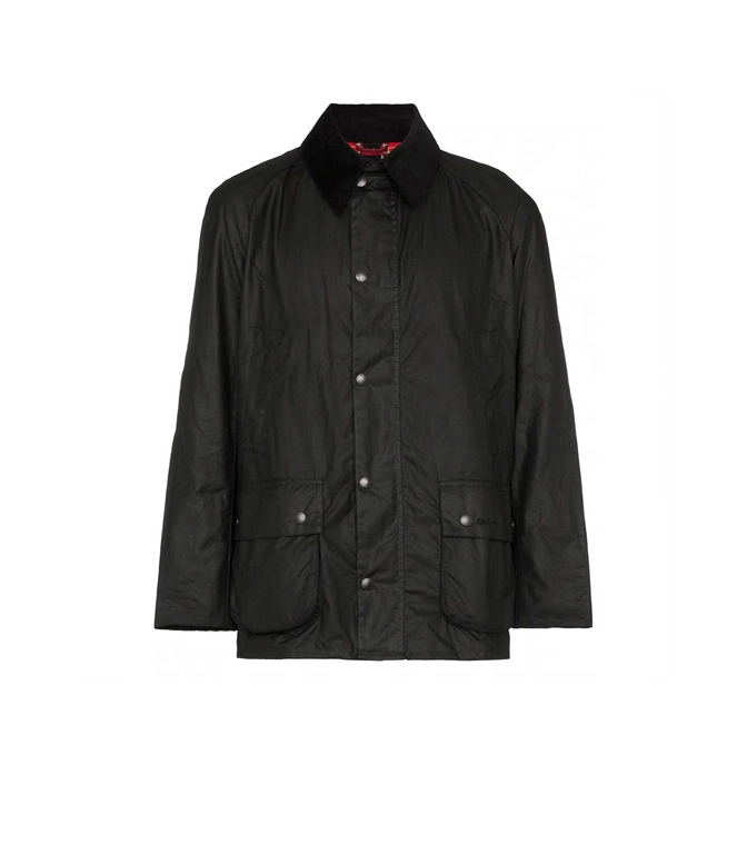 Barbour - Giubbotti - giacca ashby nera