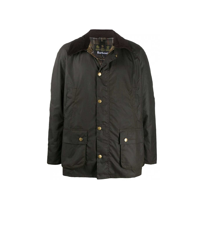 Barbour - Giubbotti - GIACCA ASHBY OLIVE
