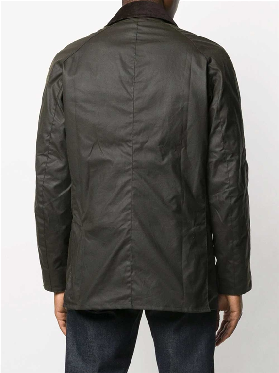 Barbour - Giubbotti - giacca ashby olive 1