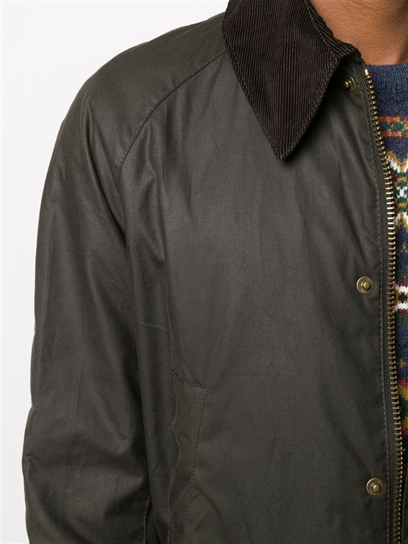 Barbour - Giubbotti - giacca ashby olive 2