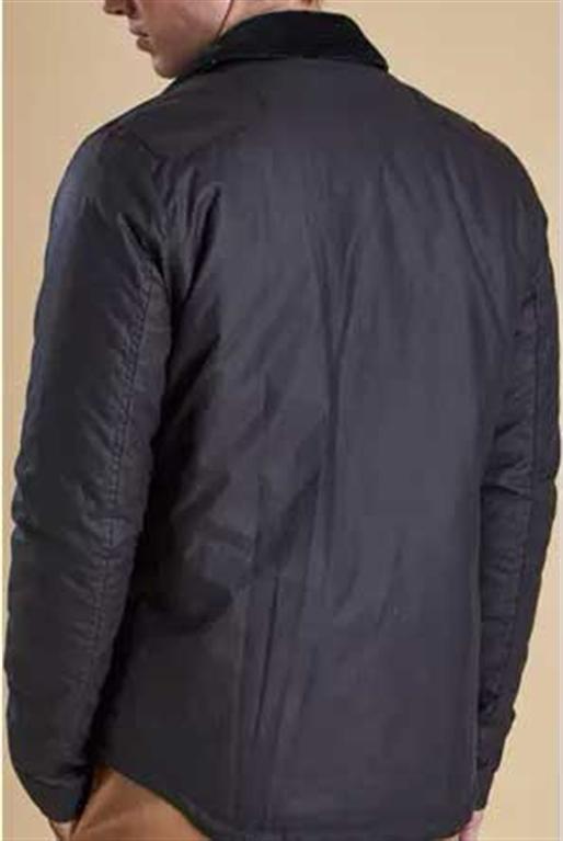 Barbour - Giubbotti - giacca reelin blu navy 1