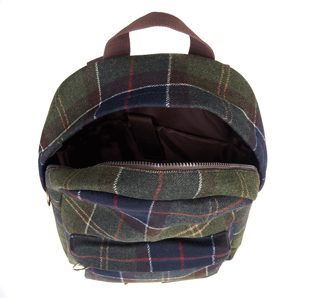 Barbour - Borse - zaino carrbridge tartan 1