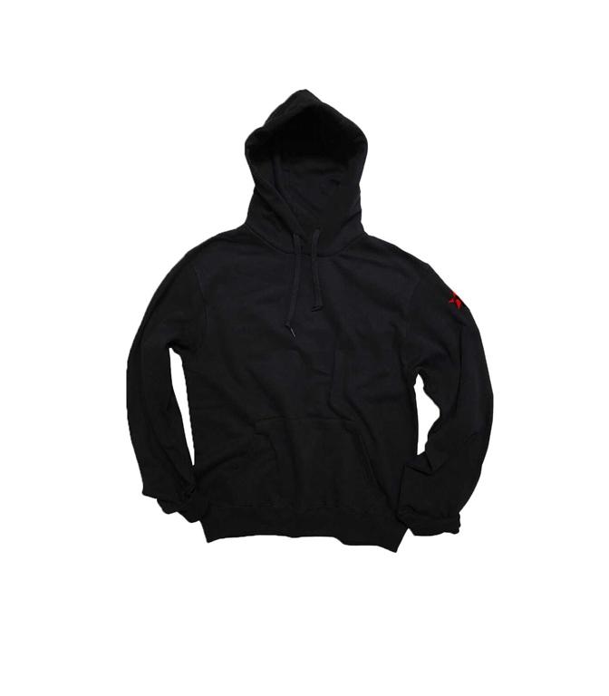 Bastille - Felpe - felpa con cappuccio beaute nera 1