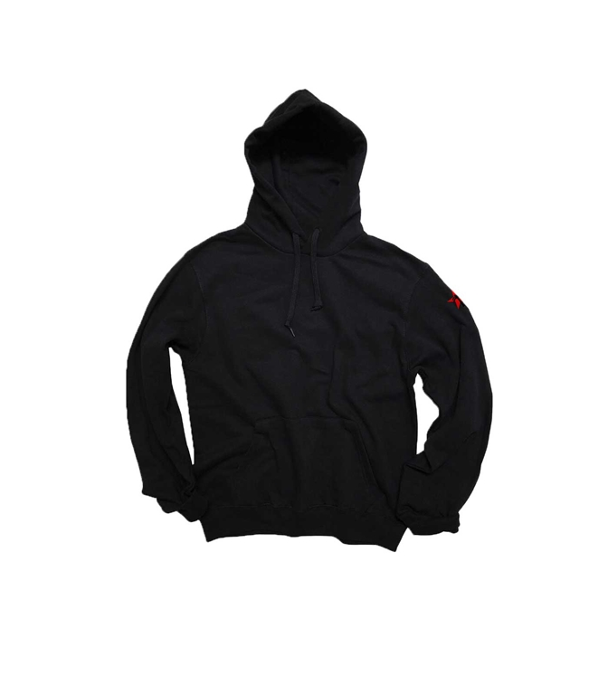 Bastille - Felpe - felpa con cappuccio perquisition nera 1