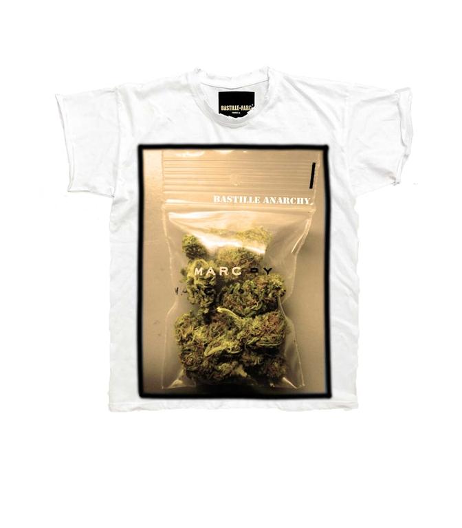 Bastille - T-Shirt - T-SHIRT ICON MARC BIANCA