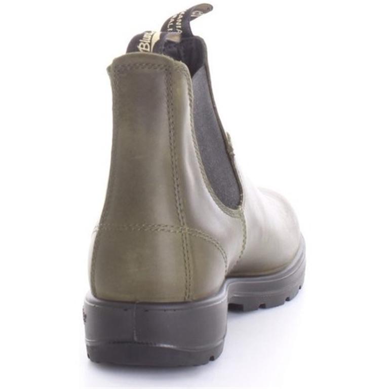Blundstone - Scarpe - Sneakers - stivaletto serie classica 2052 verde scuro 1
