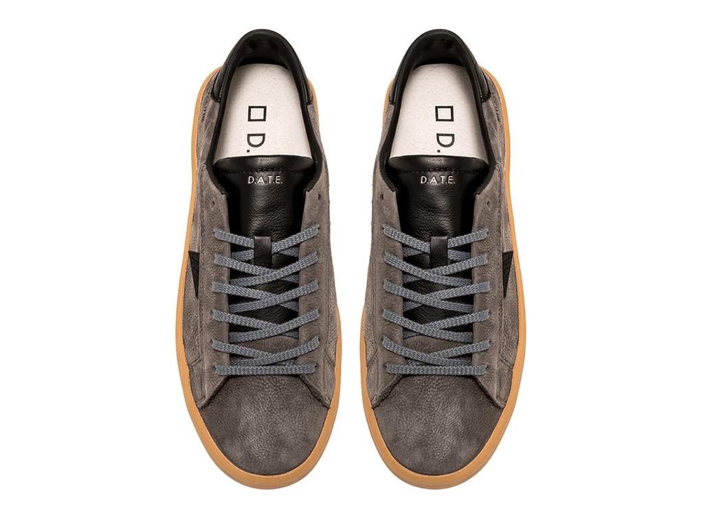 D.A.T.E. - Scarpe - Sneakers - ace fur frizzy grigia 1