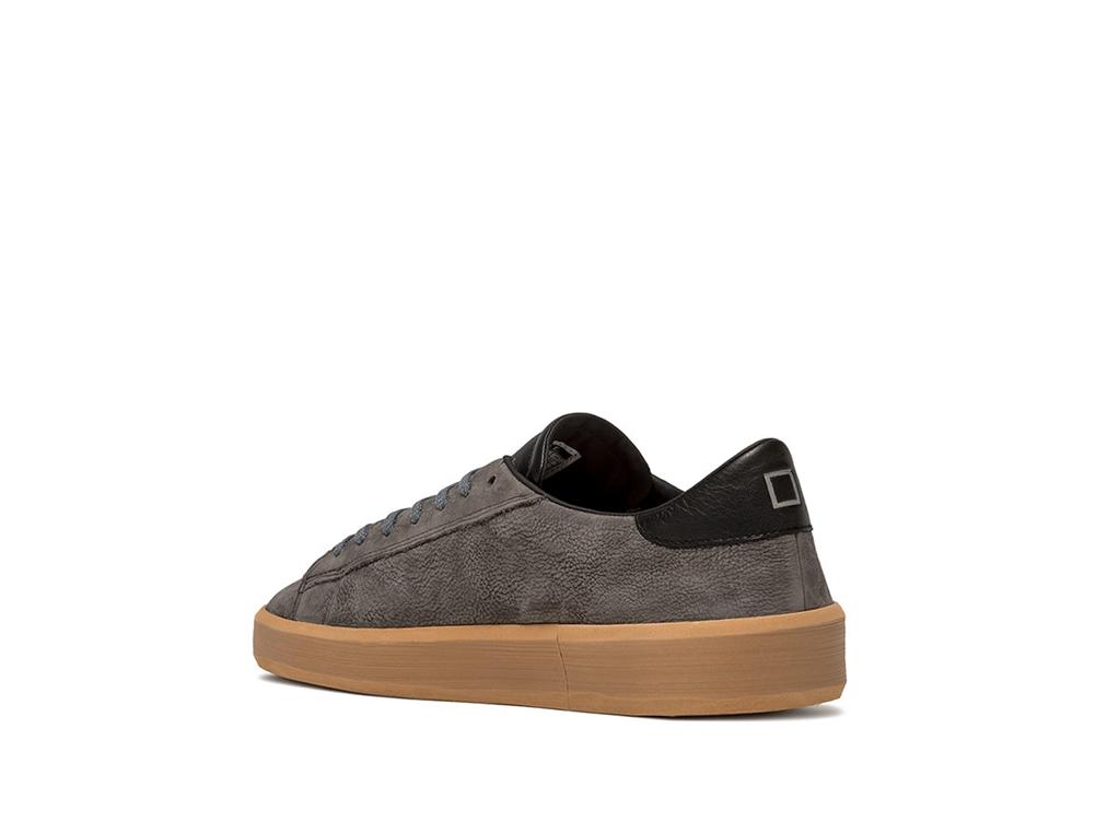 D.A.T.E. - Scarpe - Sneakers - ace fur frizzy grigia 2