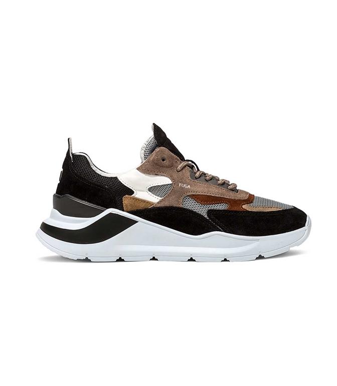 D.A.T.E. - Scarpe - Sneakers - fuga mesh mud