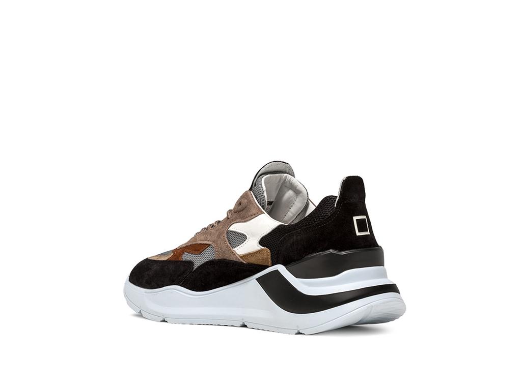 D.A.T.E. - Scarpe - Sneakers - fuga mesh mud 2