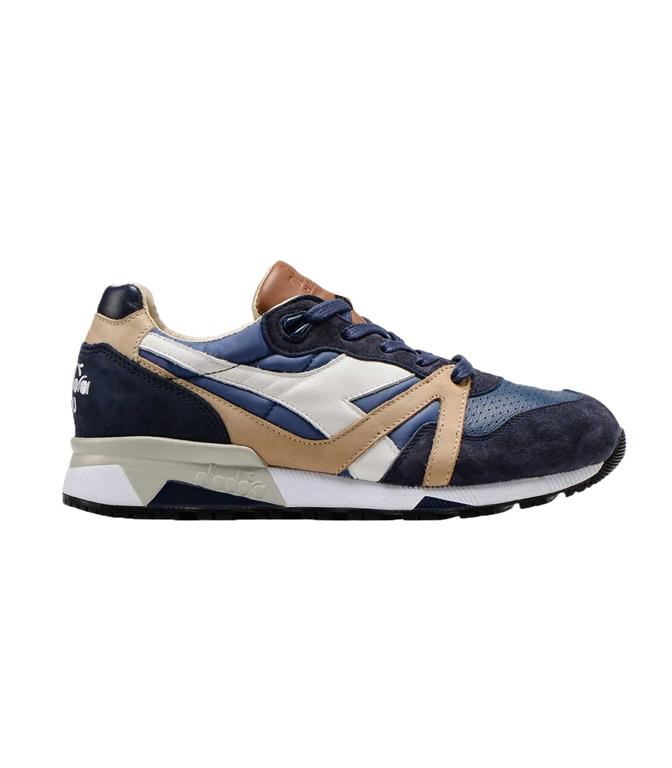 Diadora Heritage - Scarpe - Sneakers - N9000 H ITA BLU DENIM