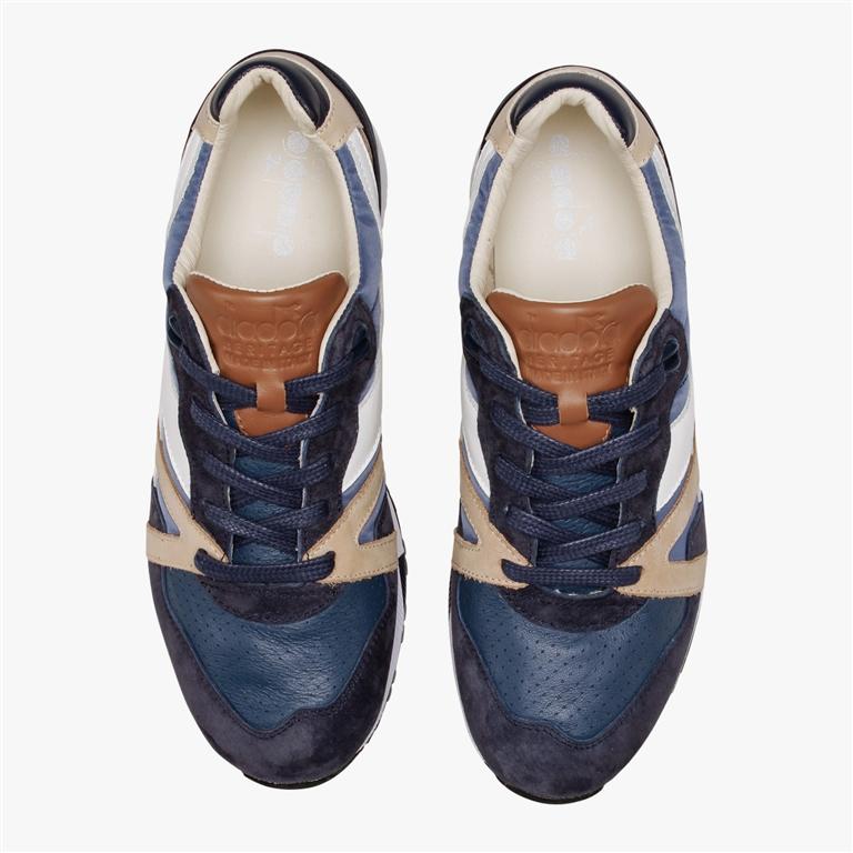Diadora Heritage - Scarpe - Sneakers - n9000 h ita blu denim 1