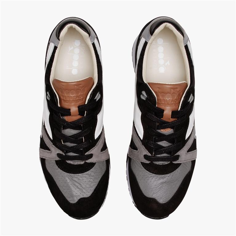 Diadora Heritage - Scarpe - Sneakers - n9000 h ita nera 1