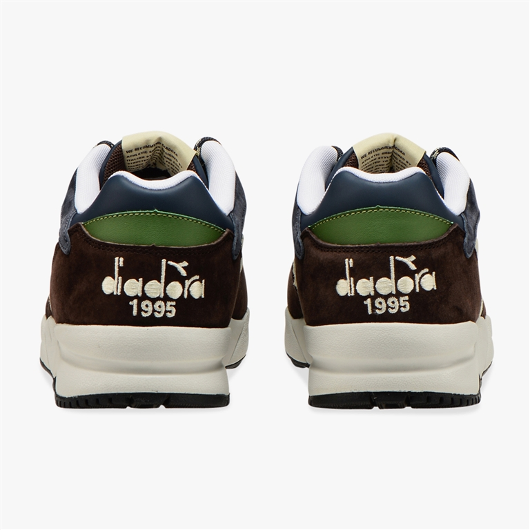 Diadora Heritage - Scarpe - Sneakers - eclipse premium blu-marrone 2