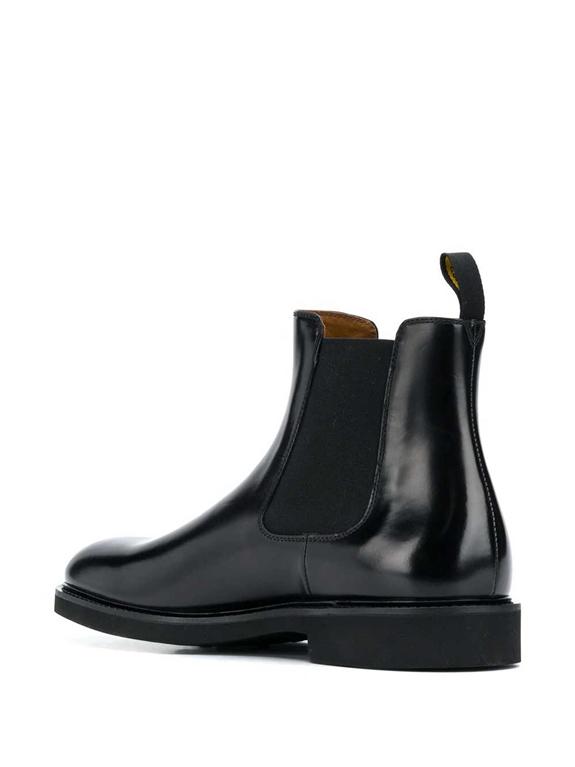 Doucal's - Scarpe - Sneakers - stivali chelsea nera 2