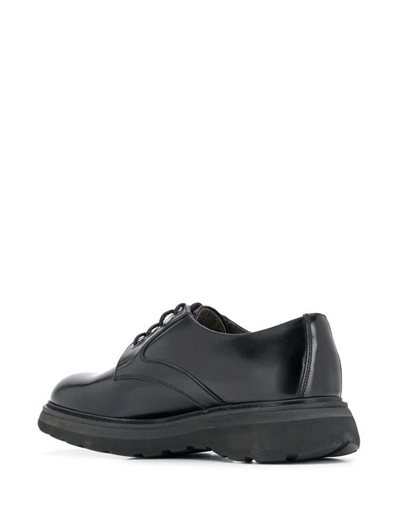 Doucal's - Scarpe - Sneakers - derby stringata nera 2