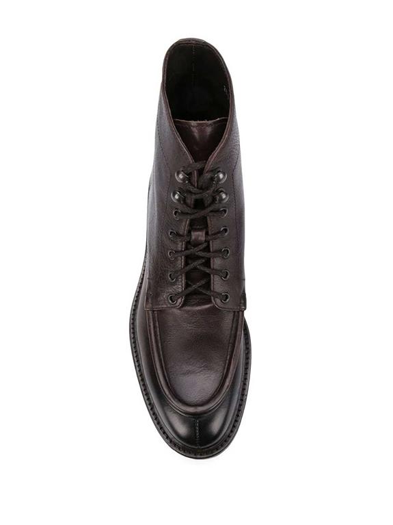Doucal's - Scarpe - Sneakers - stivali stringati testa di moro 1