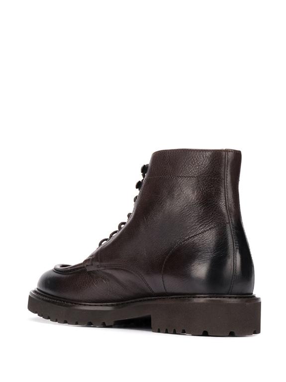 Doucal's - Scarpe - Sneakers - stivali stringati testa di moro 2
