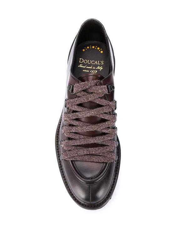 Doucal's - Scarpe - Sneakers - stringata a punta smussata terra 1