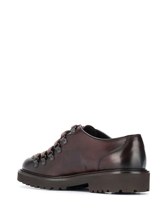 Doucal's - Scarpe - Sneakers - stringata a punta smussata terra 2
