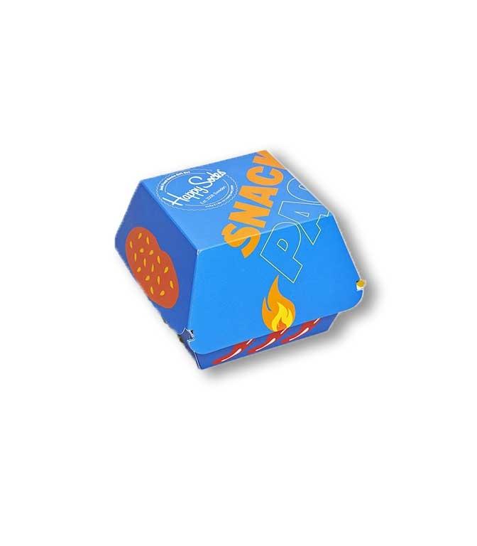 Happy Socks - Calze - calzini junk food confezione regalo 3 paia