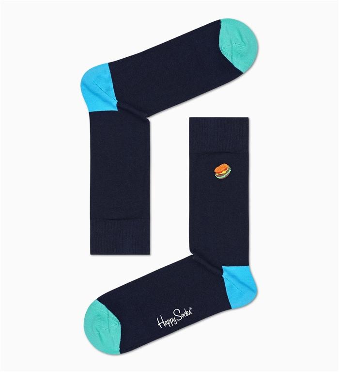 Happy Socks - Calze - calzini junk food confezione regalo 3 paia 2