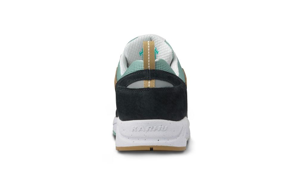 Karhu - Scarpe - Sneakers - fusion 2.0 jet nera/verde acqua 2