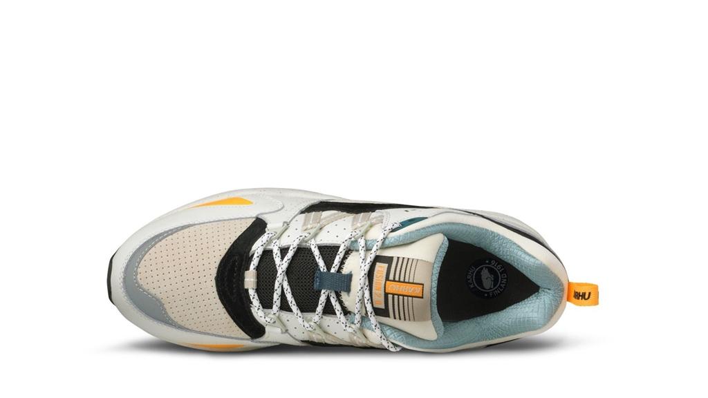 Karhu - Scarpe - Sneakers - fusion 2.0 lily bianca/nera 1