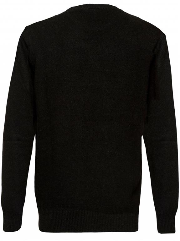 Mc2 Saint Barth - Maglie - maglione uomo off-piste giallo fluo 2
